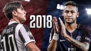 Video: Paulo Dybala vs Neymar Jr. 2018 - Skills & Goals